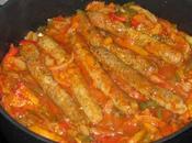 Ragoût saucisses