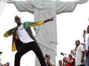 Usain Bolt piste