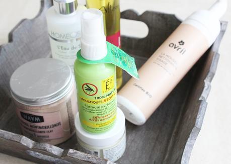 spray anti moustiques Essential Elements