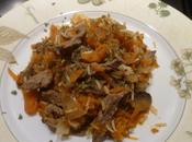 Sauté bœuf carottes