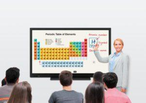sharp-pn-vc651b-in-classroom