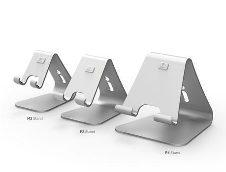 Elago P4 Stand pour iPad Pro: le dock Pro!