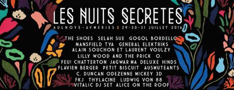 Gagnez vos places pour The Shoes, Selah Sue, Petit Biscuit… aux Nuits Secrètes