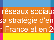 Quels réseaux sociaux pour stratégie d'entreprise France 2016