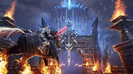 Riders of Icarus mise à jour Blight of Frost Keep 1