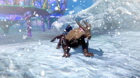 Riders of Icarus mise à jour Blight of Frost Keep 4