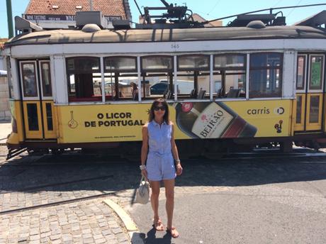 #OOTD : le look de Karina pour un weekend à Barcelone