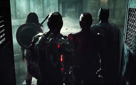 MOVIE | Comic-Con 2016 : Un premier trailer pour Justice League !