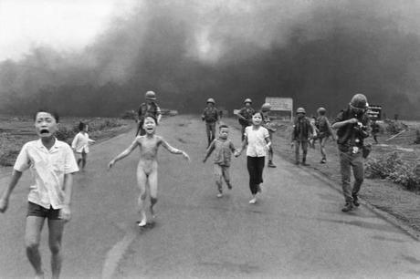 Nick Ut et les atrocités de la guerre du Viet Nam