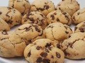 Cookies beurre cacahuète chocolat