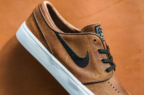 Nike SB Zoom Janoski Ale Brown