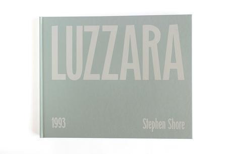 STEPHEN SHORE – LUZZARA