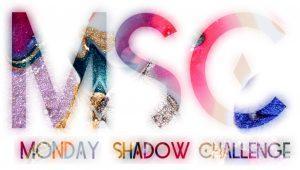 #MondayShadowChallenge liner fushia