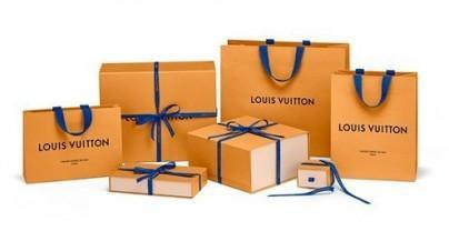 Louis Vuitton change ses packagings - luxe - creads
