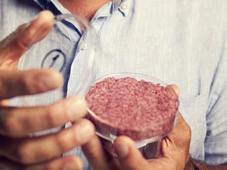 Le burger in vitro de Mark Post
