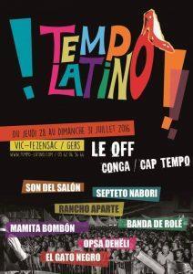 Tempo Latino le OFF -les concerts à voir en OFF