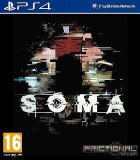 Mon jeu du moment: SOMA