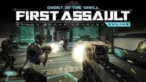 Ghost in the Shell First Assault 3
