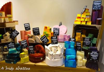 Lush ... un univers luxuriant haut en couleurs