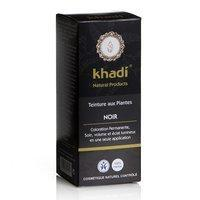 Coloration bio Khadi teinte noire