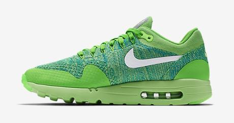 NIKE-AIR-MAX-1-ULTRA-FLYKNIT-verte
