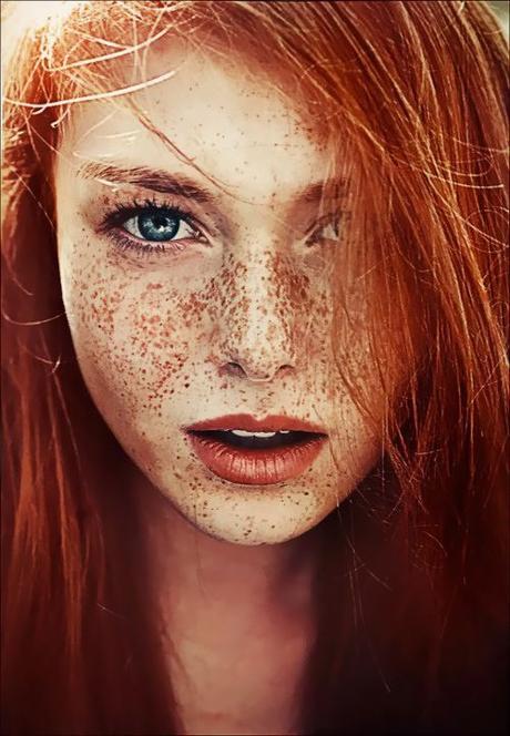 bronzer avec peau rousse paperblog