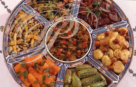 La cuisine marocaine les entrees paperblog for Cuisine les entrees