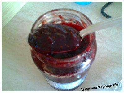 Confiture de figue au 4 épices au thermomix