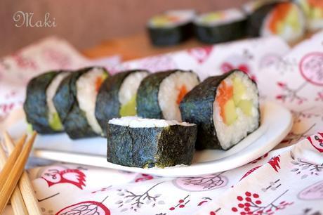 maki saumon avocat concombreDSC03080