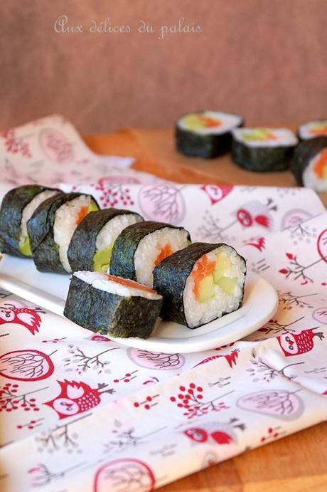 maki saumon avocat concombreDSC03079