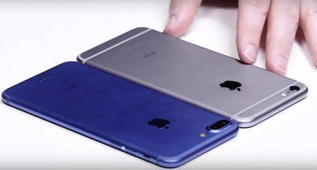 iPhone 7 Plus le design intégral dévoilé