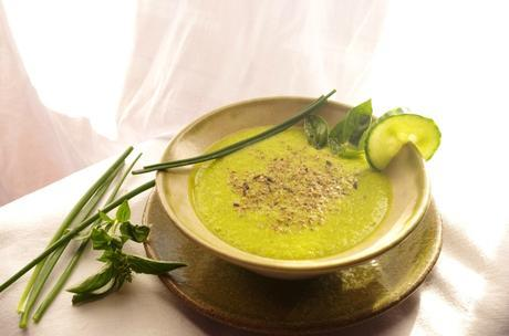 Gaspacho vert bis
