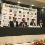 On était pour vous à la conférence de presse de la fédération française d'aviron : objectif Rio