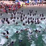 Mémo JO : Le triathlon, sport olympique pour la 5ème fois