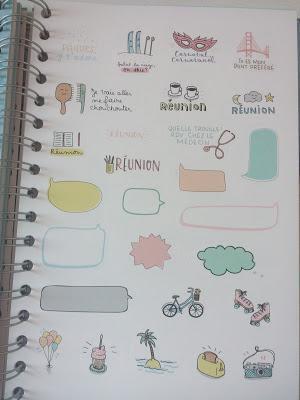L'objet de la semaine #12 : mon agenda Mr Wonderful + CONCOURS Marque-page Ribonita