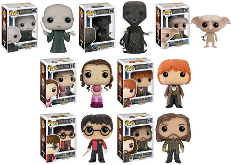 Les Pop! Harry Potter