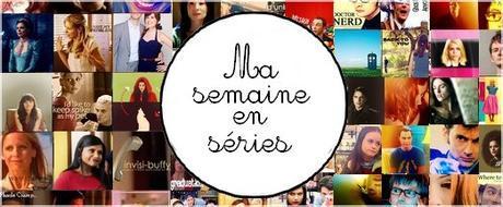 logo semaine en séries