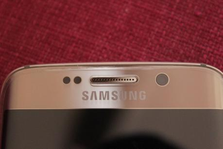 Test Protection en Verre trempé pour Samsung Galaxy S6 Edge 16