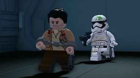 LSWTFA Lego Star Wars The Force Awaken