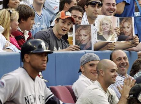 Alex Rodriguez, le joueur de baseball qui a séduit les stars