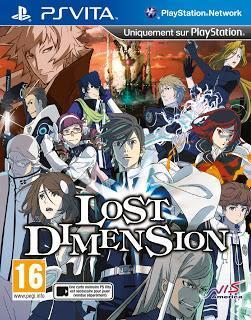 Mon jeu du moment: Lost Dimension