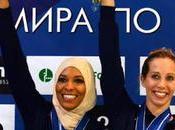 JO2016 athlète américaine porter hijab