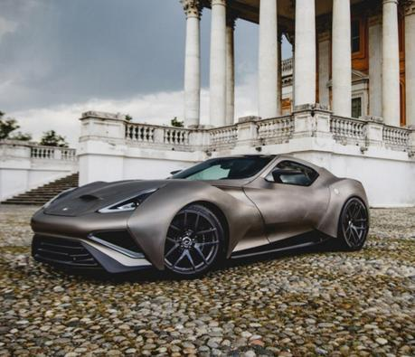 Icona Vulcano Titanium: l'unique modèle mis en vente
