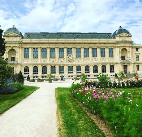 Les musées parisiens (c) D'une île à Paris
