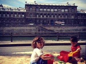 Des bichons à Paris-Plage 2015  (c) D'une île à Paris