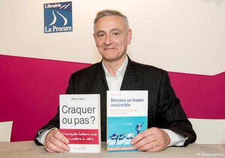 Jean-Luc Hudry, auteur