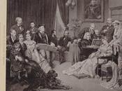 Richard Wagner villa Wahnfried avec Cosima Siegfried, Liszt portrait Louis