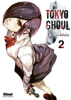 Couverture Tokyo Ghoul, tome 02