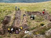 vestiges royaux découverts Tintagel, lieu naissance Arthur selon légende