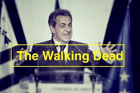 484ème semaine politique: Sarkozy, le candidat d'outre-tombe.